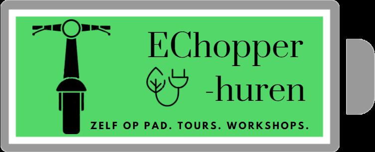 logo van echopper-huren.nl